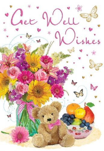 Get Well Wishes Flowers
